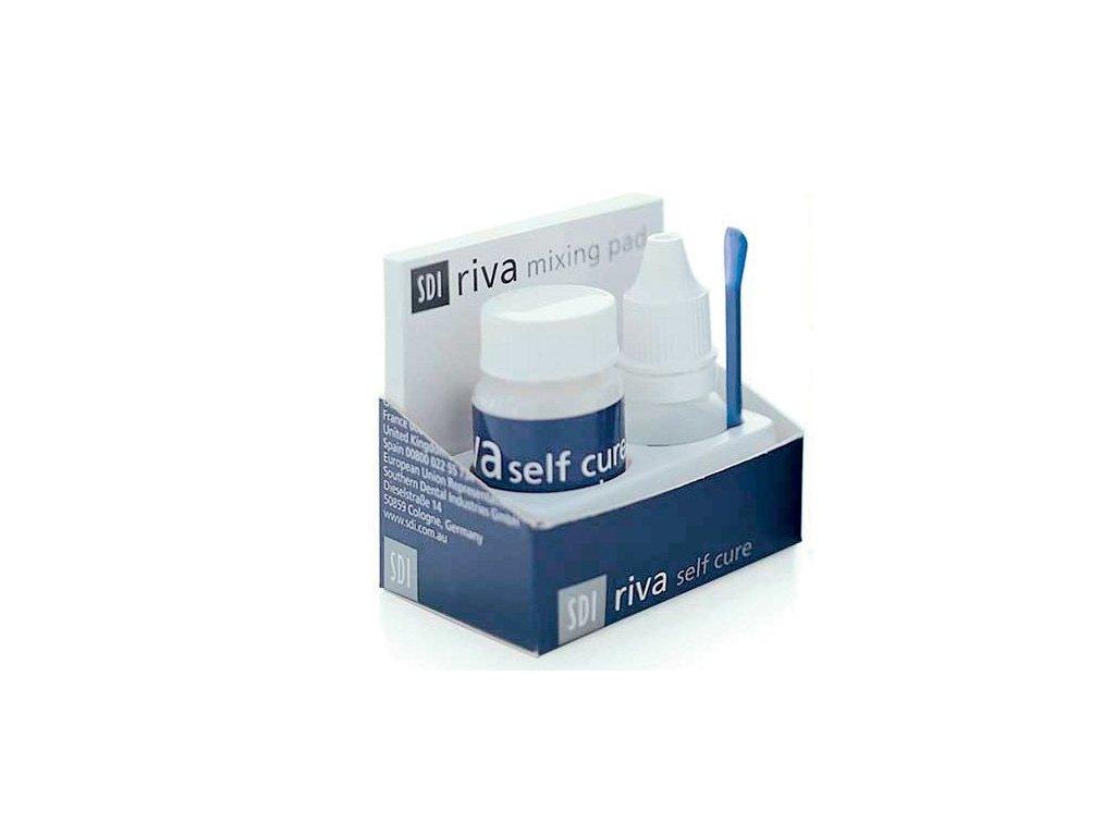 Riva Self Cure - tekutina + prášek (varianta Riva SC - balení: 15 g prášek + 9.5 ml tekutina, A1)