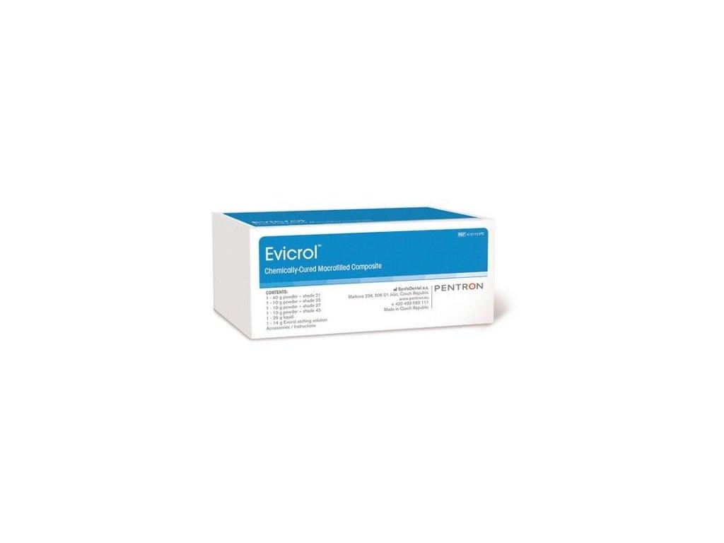 Evicrol (varianta Evicrol: balení: 40g plv. č. 21, 3x10g plv. č. 25, 27, 29; 28g liq.)