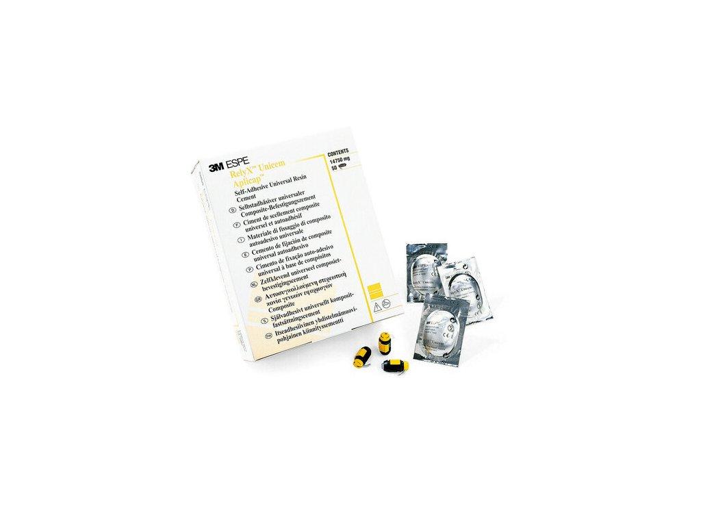 Relyx Unicem Aplicap (varianta Relyx Unicem Aplicap: 50 kapslí, A2)