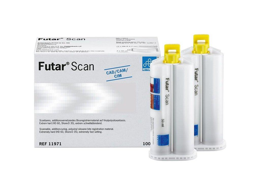 Futar Scan (varianta 2x50ml + 6 kanyl)