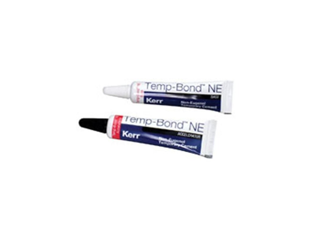 TempBond NE (varianta Temp Bond NE: 50g báze + 15g katalyzátor)