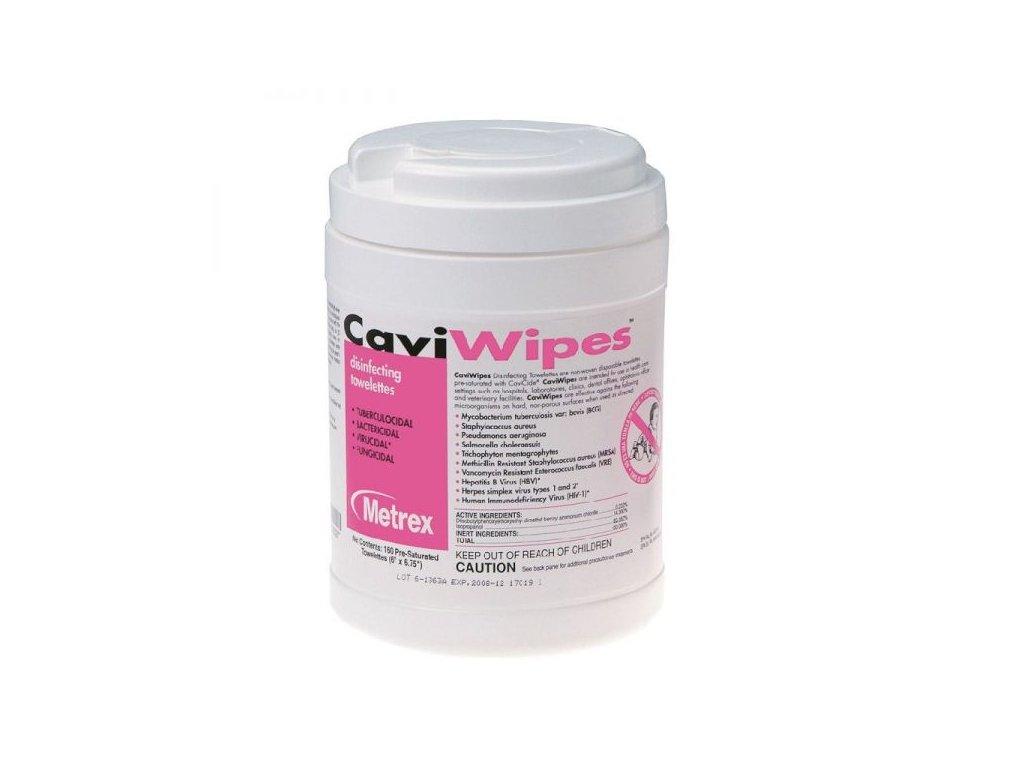 CaviWipes ubrousky (varianta CaviWipes desinf. ubrousky dóza 160 ks)