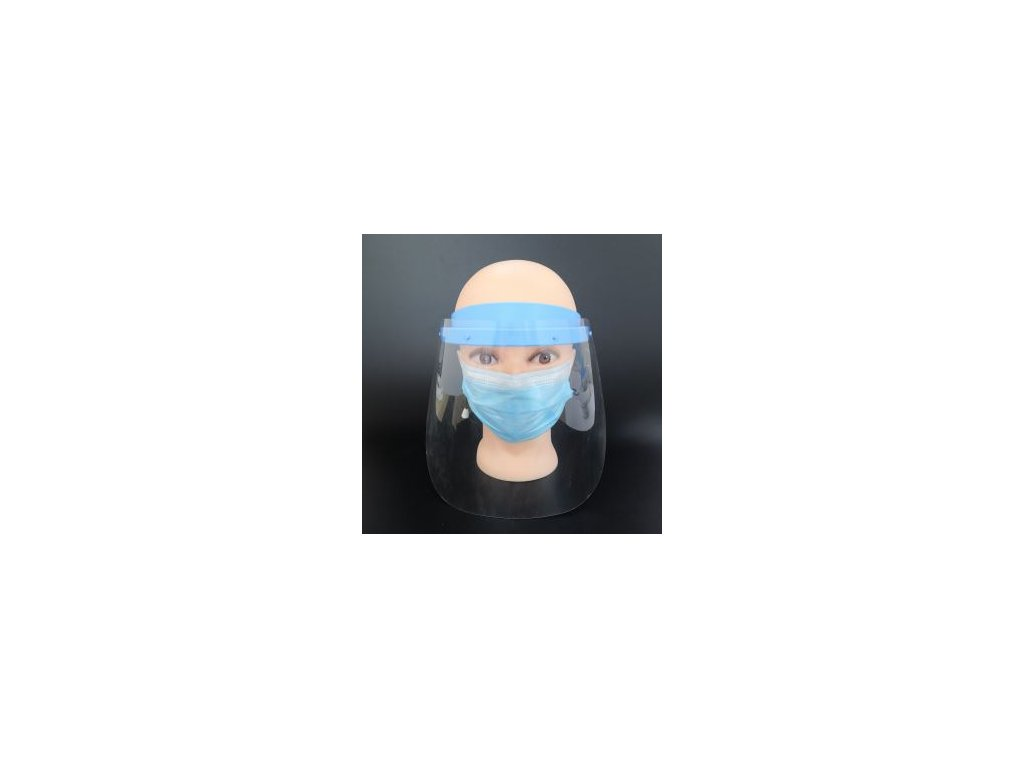face shield with frame22325782514