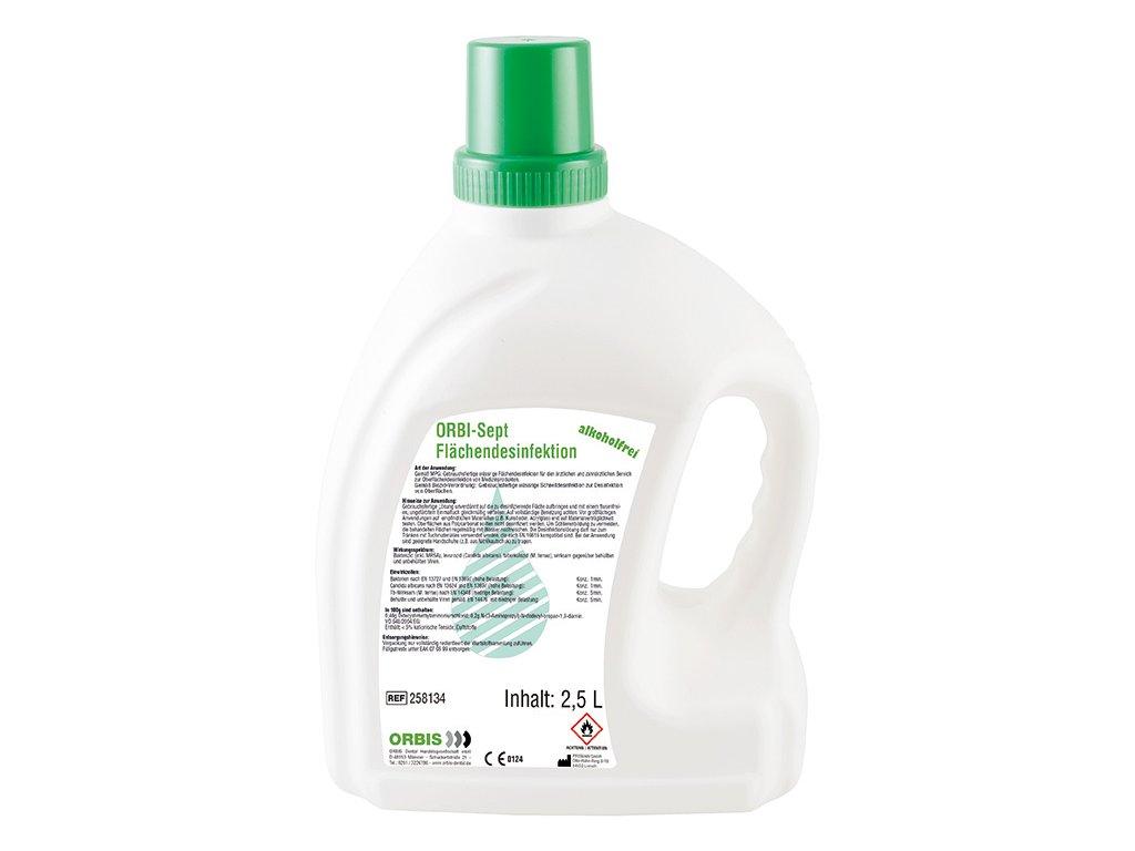ORBI Sept dezinfekce na povrchy, bez alkoholu