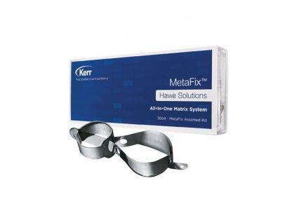 Matrice Metafix (varianta Metafix: sada matric (50ks malé + 50ks střední +50ks velké))