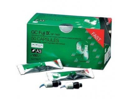 GC Fuji IX GP Fast (varianta Fuji IX GP Fast: 50 kapslí, A1)
