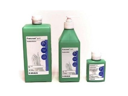 PROMANUM PURE (varianta 500ml)