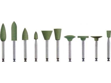 Alphaflex RA (varianta Alphaflex RA: zelená, první zleva)