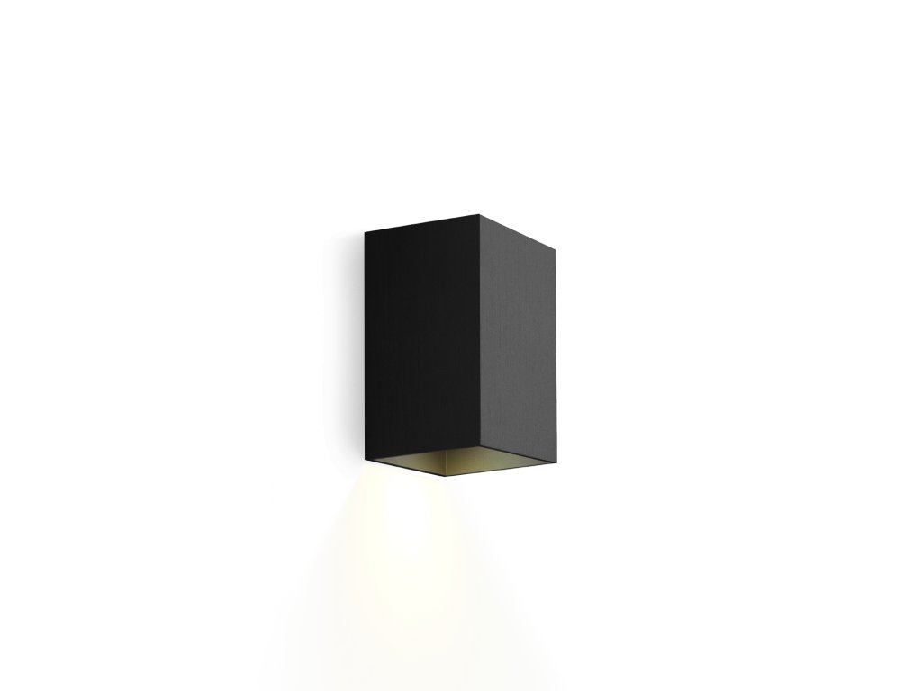 BOX WALL mini 1.0 (Barva Černá, Typ lampy PAR16)