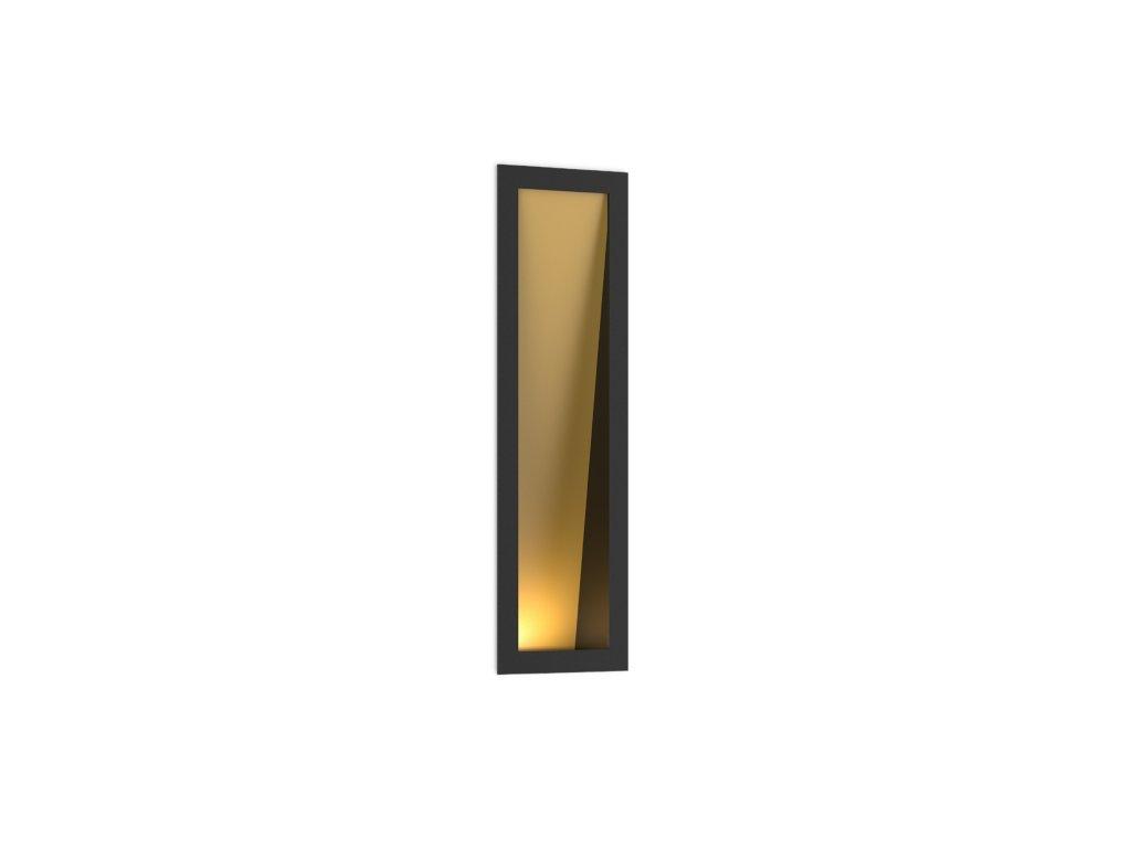 THEMIS 2.7 (Varianta Barva: Černá + Zlatá, Teplota chromatičnosti: 2700 K)