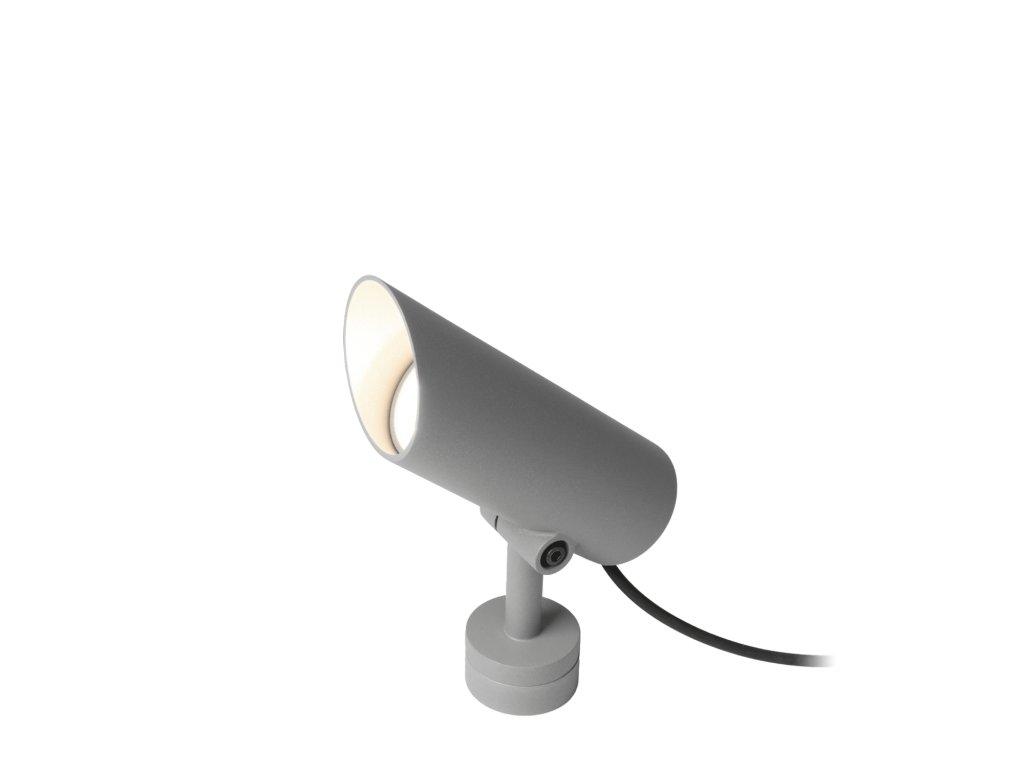 STIPO 1.0 (Barva Tmavě Šedá Textura, Typ lampy LED, Teplota chromatičnosti 3000 K)