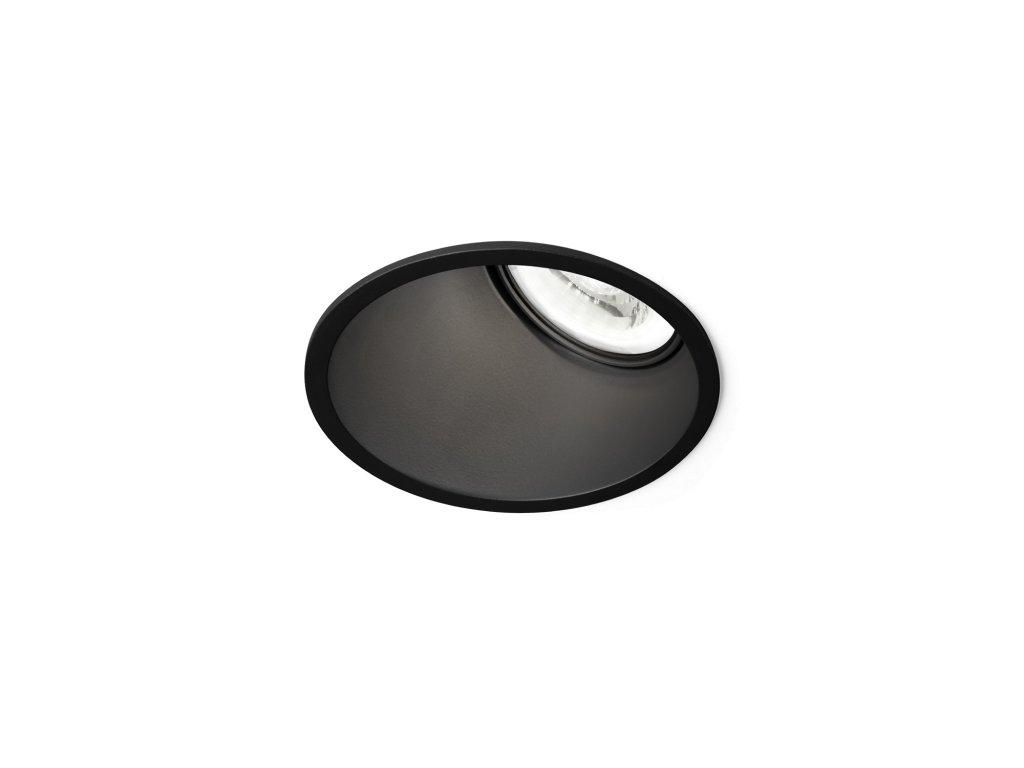DEEP ASYM 1.0 PAR16 (Barva Černá, Typ lampy PAR16)