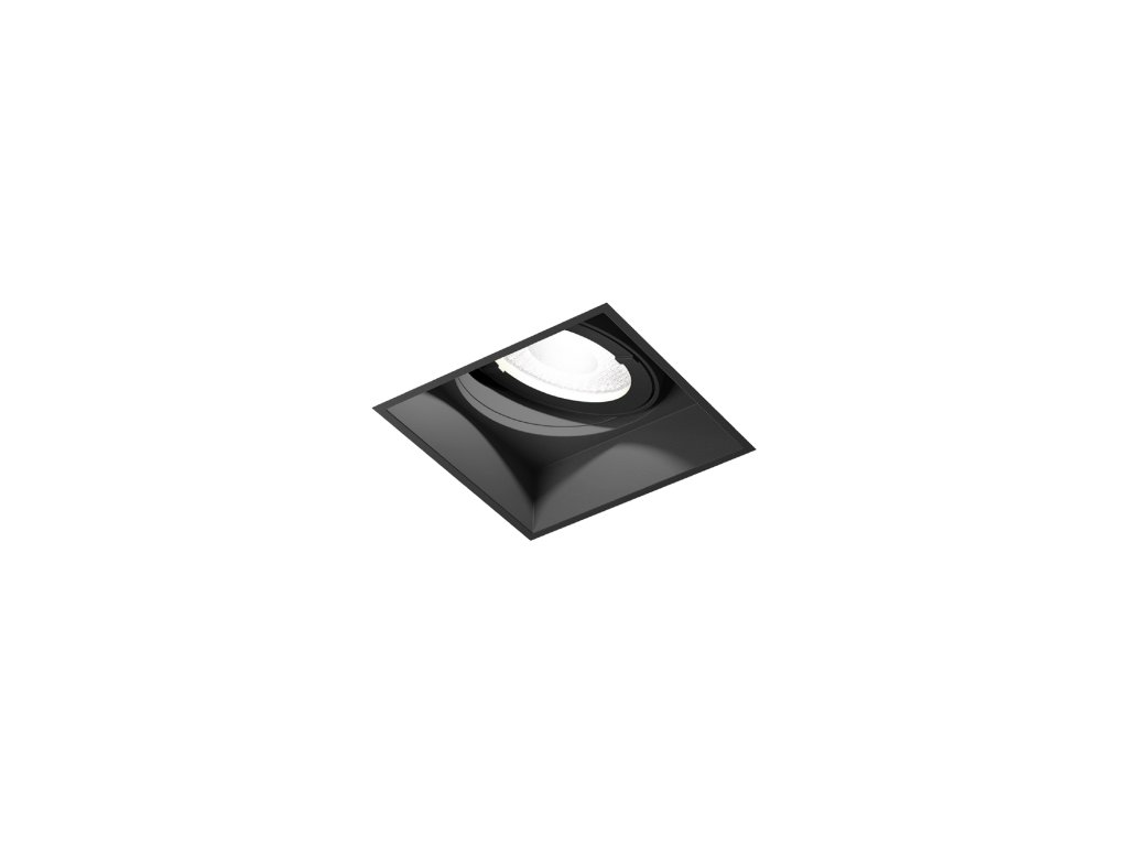 STRANGE petit 1.0 LED (Varianta Barva: Černá, Teplota chromatičnosti: 2700 K)