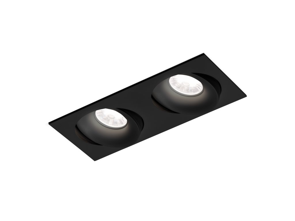 RON 2.0 LED (Varianta Barva: Černá, Teplota chromatičnosti: 2700 K)