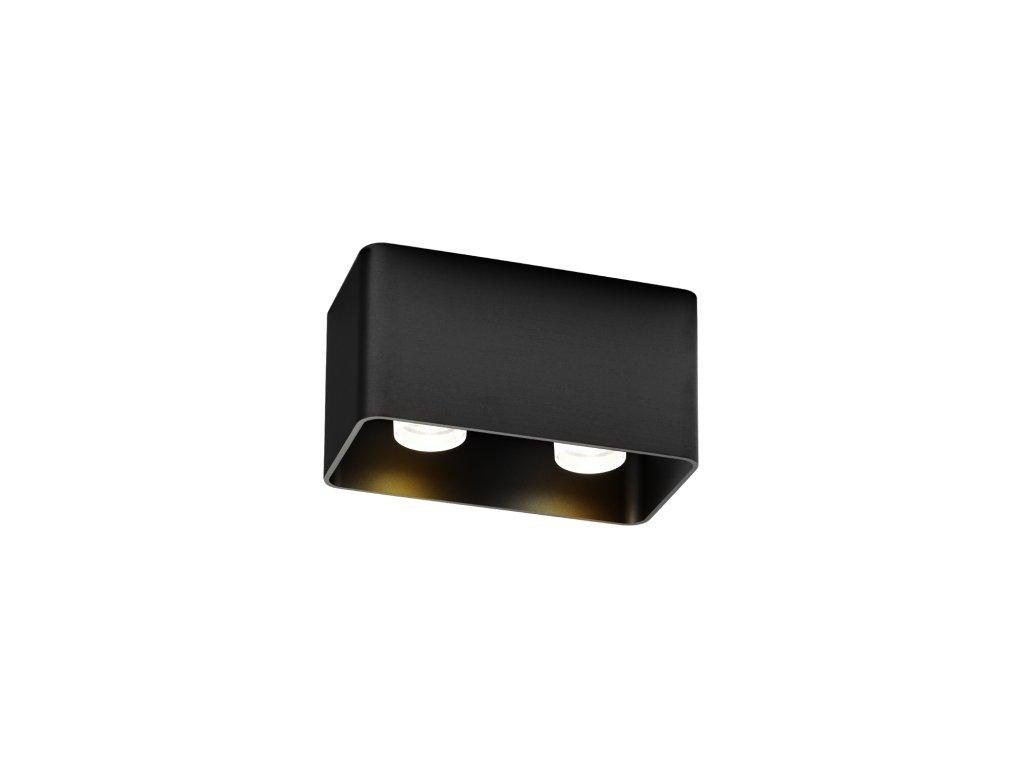 DOCUS 2.0 PAR16 (Barva Černá, Typ lampy PAR16)