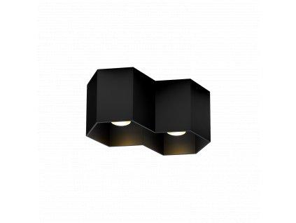 HEXO 2.0 LED (Varianta Barva: Černá, Teplota chromatičnosti: 2700 K)