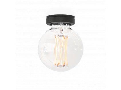 RUVI 1.0 (Barva Černá, Typ lampy E27)