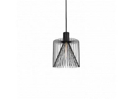 WIRO 1.8 (Barva Černá, Typ lampy E27)