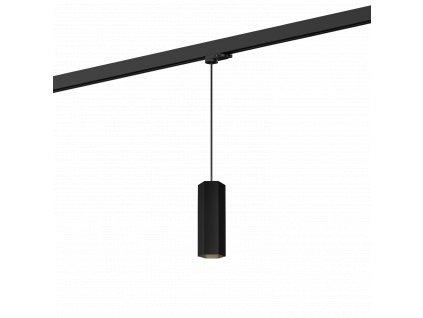 HEXO on track 2.0 LED (Varianta Barva: Černá, Speciální typ: 3-fázové, Teplota chromatičnosti: 2700 K)