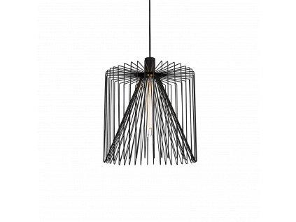 WIRO 3.8 (Barva Černá, Typ lampy E27)