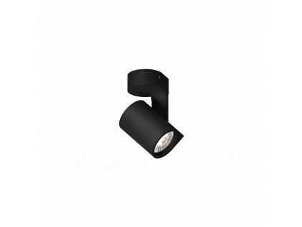 SQUBE on base 1.0 LED (Varianta Barva: Černá, Teplota chromatičnosti: 2700 K)