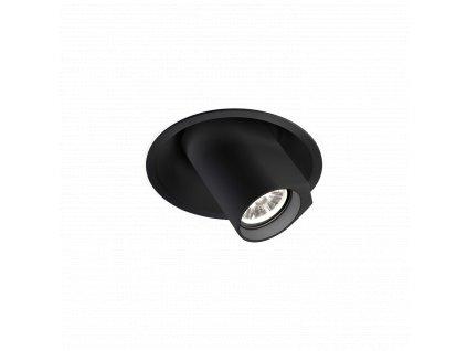 BLIEK ROUND 1.0 LED (Varianta Barva: Černá, Teplota chromatičnosti: 2700 K)