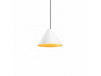 SHIEK 1.0 LED (Varianta Barva: Signální Bílá + Zlatá)