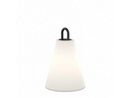 COSTA 1.0 (Barva Bílá LLDPE + Černá, Typ lampy LED, Teplota chromatičnosti 4000 K)