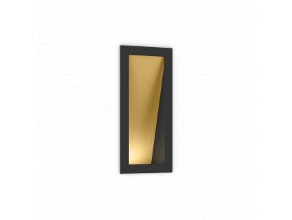 THEMIS 1.7 (Varianta Barva: Černá + Zlatá, Teplota chromatičnosti: 2700 K)
