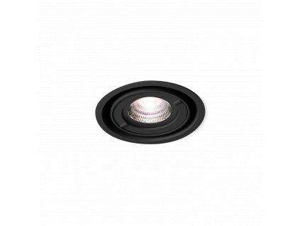 RINI 1.0 MR16 (Barva Černá, Typ lampy MR16, Řízení bez napáječe)