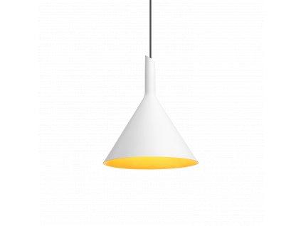SHIEK 3.0 E27 (Barva Signální Bílá + Zlatá, Typ lampy E27)