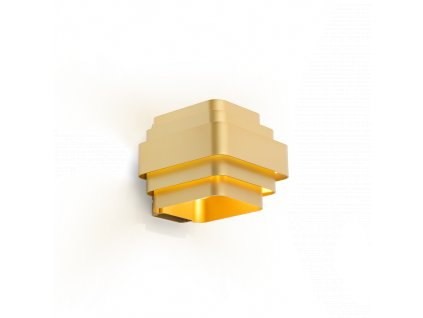 J.J.W. 02 (Barva Zlatá, Typ lampy E27)