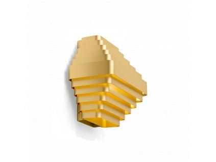 J.J.W. 01 (Barva Zlatá, Typ lampy E27)