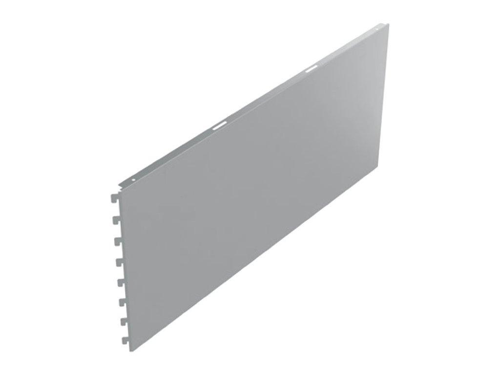 Zadní panel koutový 90° plný 880x400 mm