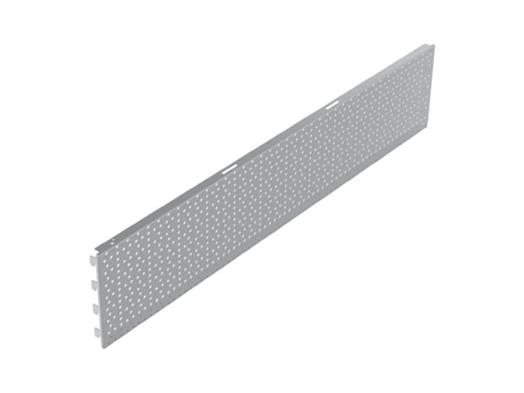 Zadní panel děrovaný RL 1000x200 mm