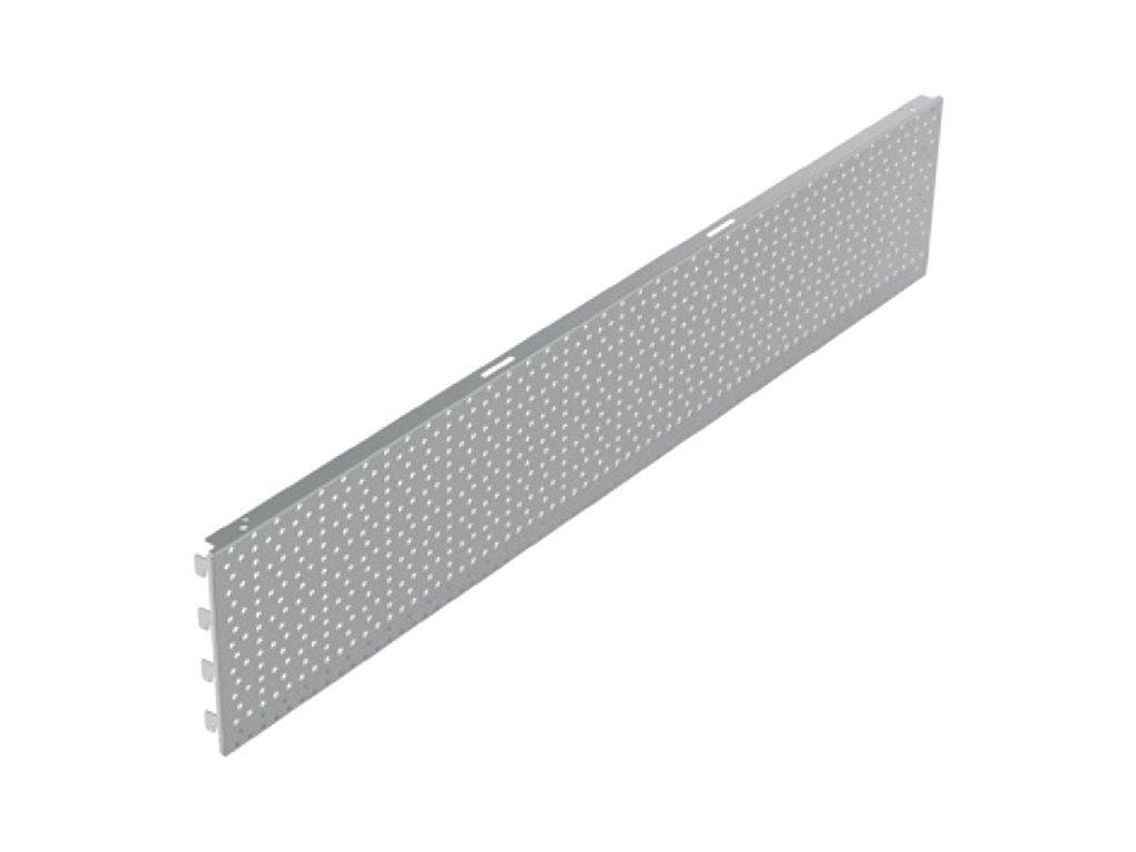 Zadní panel děrovaný RL 1250x200 mm