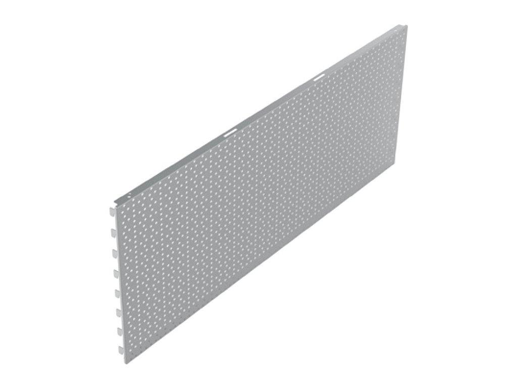 Zadní panel děrovaný RL 800x400 mm