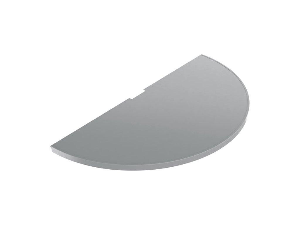 Police půlkruhu 600 mm