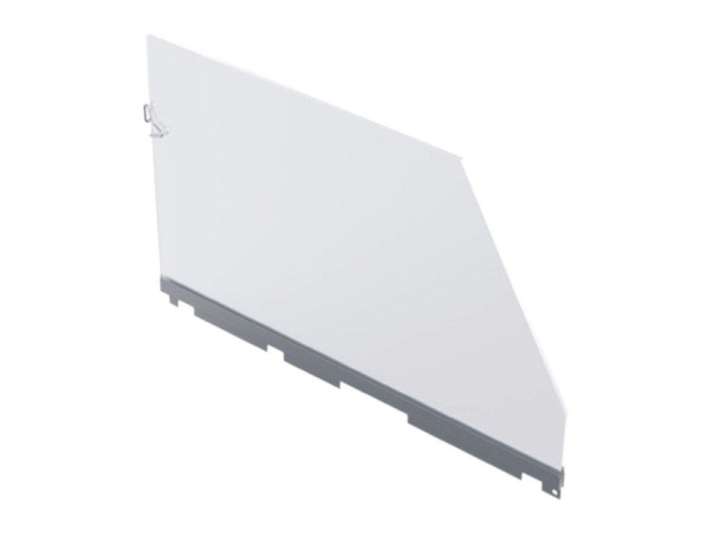 Bočnice police vysoká plexisklo 300x250 mm