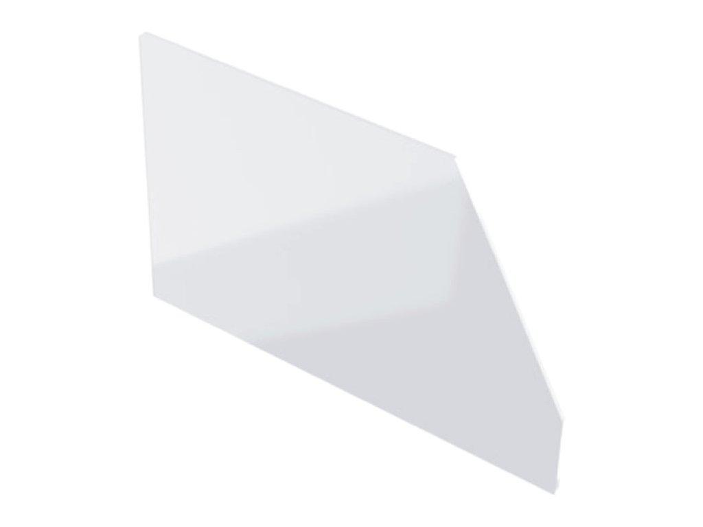 Dělítko vysoké sklo 300x250 mm