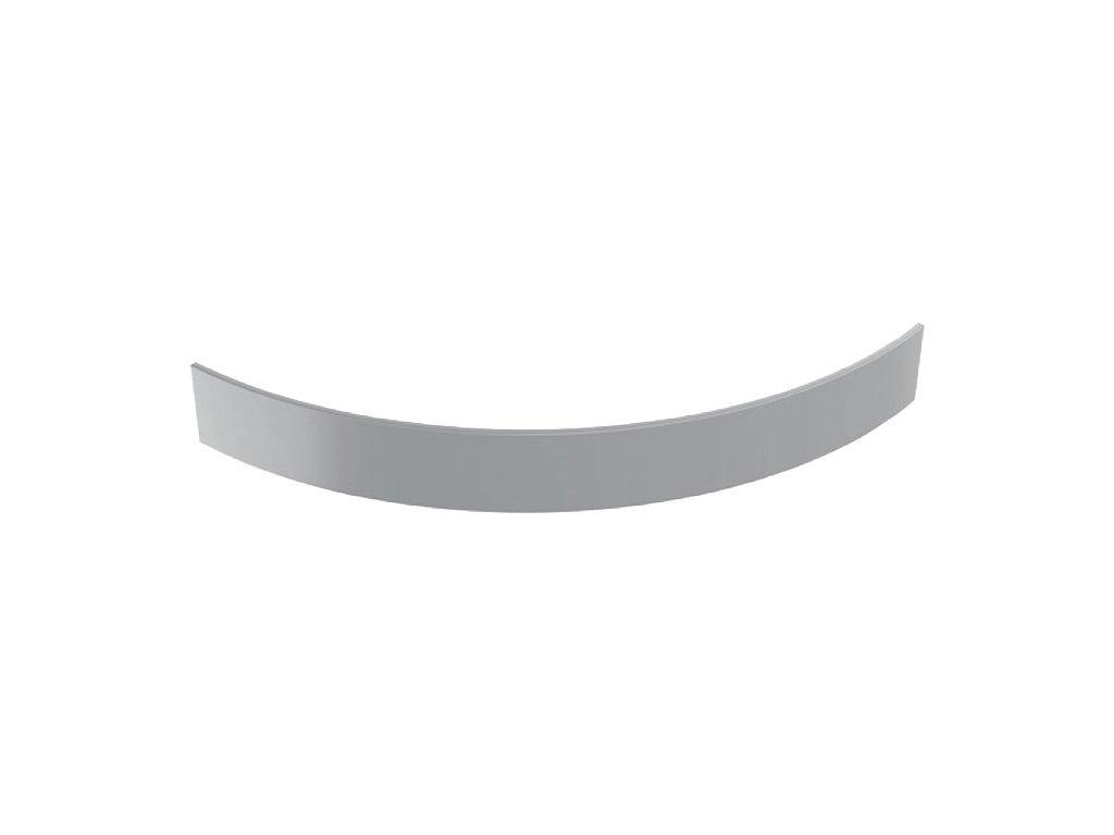 Čelo soklu půlkruhu 600x100 mm