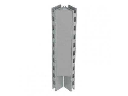 Stojina rohová 90°-výška 1000 mm-regálu SU5