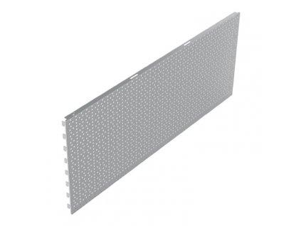 Zadní panel děrovaný RL 1250x400 mm