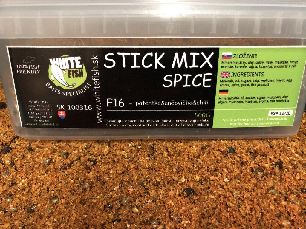 Stick Mix Fish