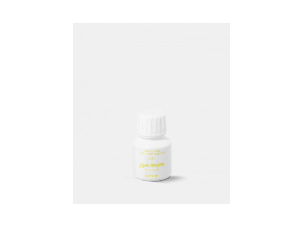 VZOREK Gym Tonique - Citrus a jalovec, Přírodní prací mýdlo, KERZON, 50 ml