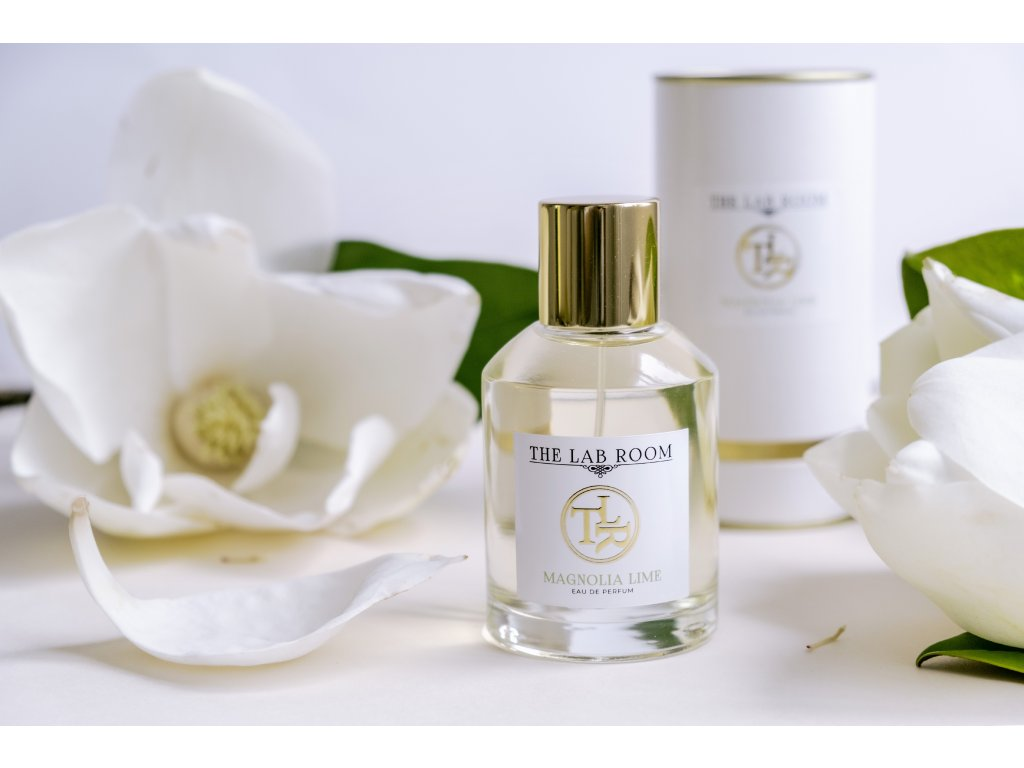 Eau de Parfum Magnolia limetka, THE LAB ROOM