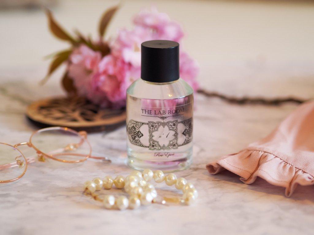 Eau de parfum Rose Epicée, THE LAB ROOM, 100 ml