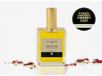 5 Detox Oil LemonGrass Sello