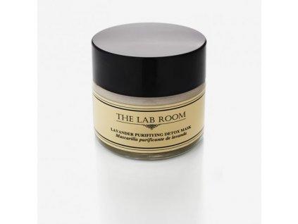 THE LAB ROOM Levandulová detoxikační maska