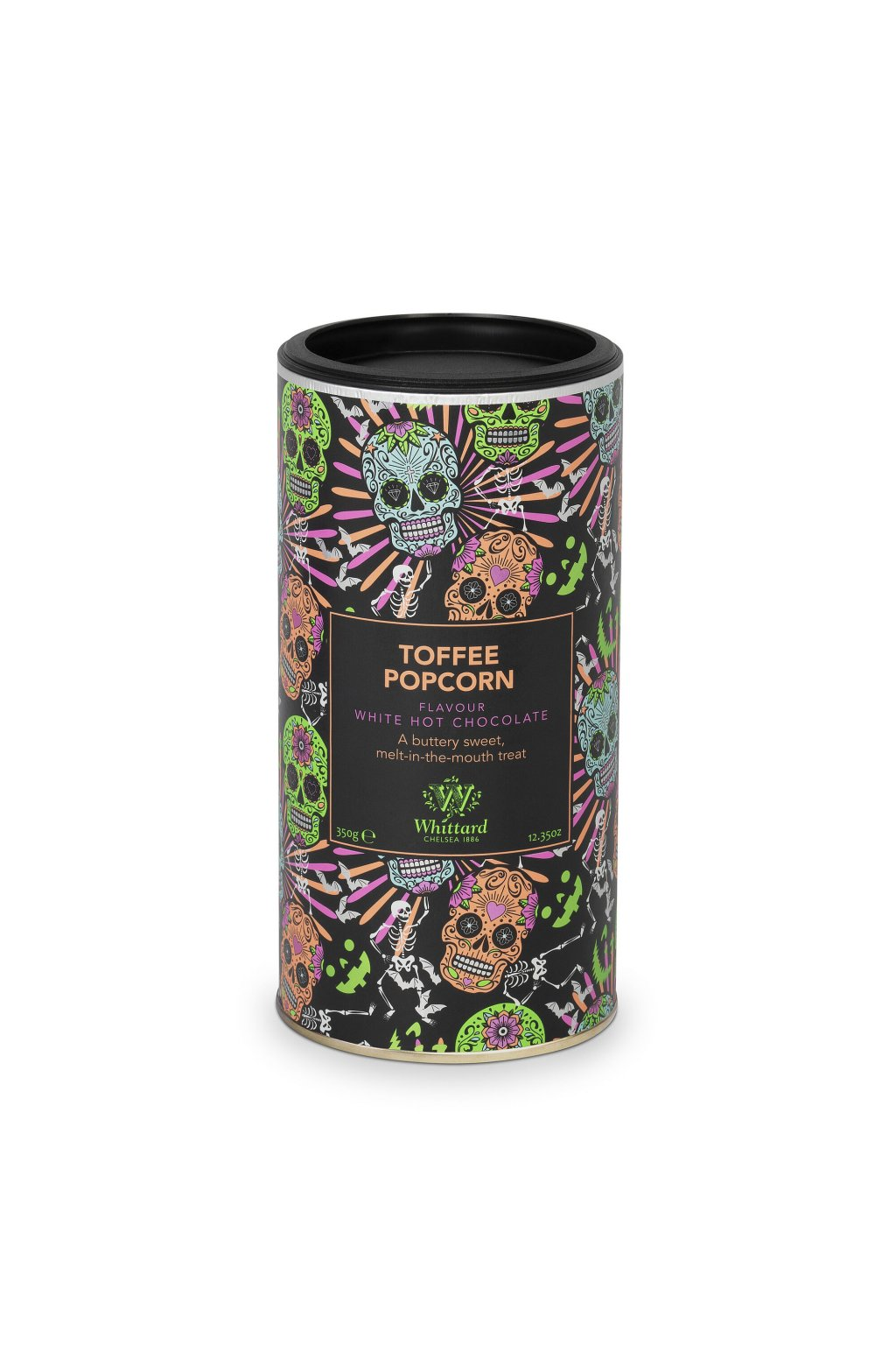 345744 Toffee Popcorn Flavour White Hot Chocolate 1